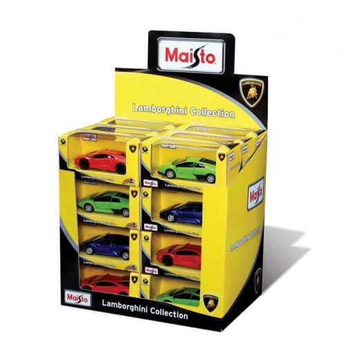 مجموعة مايستو لامبورغيني مورسيلاغو ، سيارة واحدة ، نماذج متنوعة