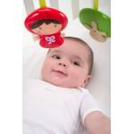 لعبة لتهدئة الطفل قبل النوم بتصميم قصة ذات الرداء الأحمر من تشيكو