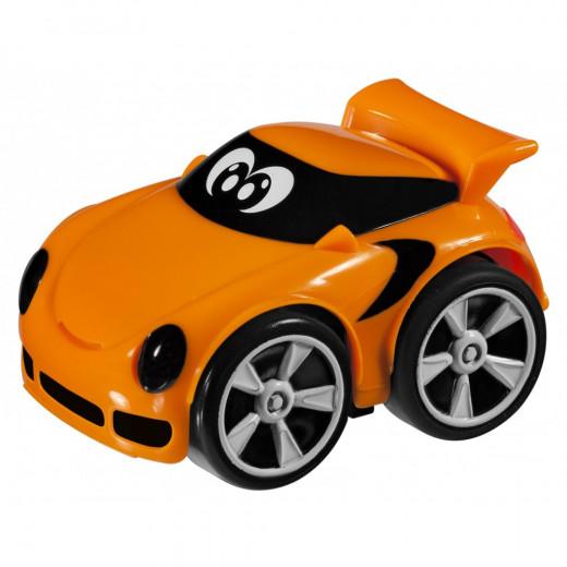 سيارة ريتشي المثيرة بالدراجة (برتقالي) من تشيكو