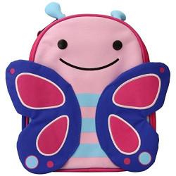 حقيبة الغذاء للاطفال متعددة الالوان من سكيب هوب , فراشة