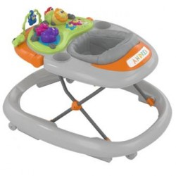 Chicco Walky Talky Baby Walker Grey