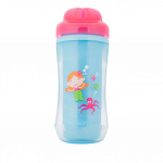 Dr. Brown's 10 oz Spoutless Insulated Cup - Mermaid (Stage 4: 12m+)