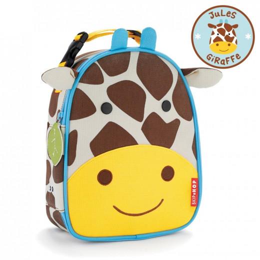 حقيبة الغذاء للاطفال متعددة الالوان من سكيب هوب , زرافة
