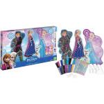 Disney Sticky Mosaics Disney Frozen Template (Large)