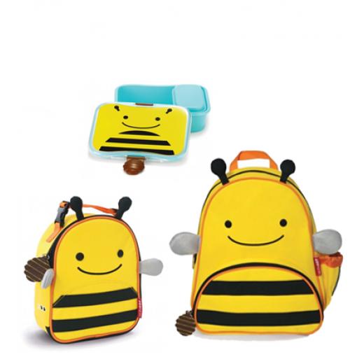 مجموعة حقائب للاطفال متعددة الالوان من سكيب هوب , نحل