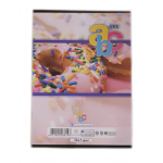 ABC Sleeved notebook Arabic 40 pages / Donuts