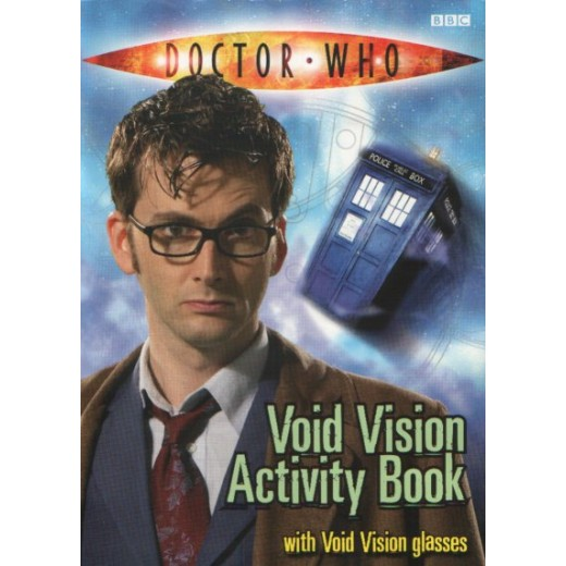 Doctor who : Void Vision Activity Book