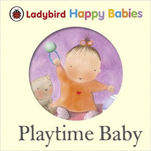 Ladybird Happy Babies Playtime Baby