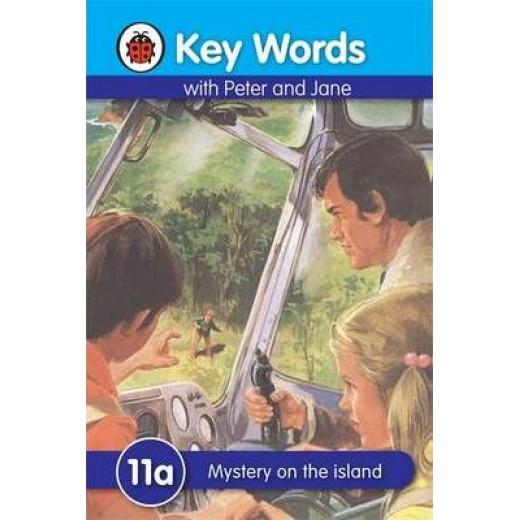 Key Words: 11a Mystery on the island