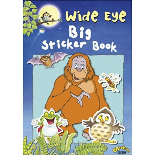 Wide Eye Big Sticker Book
