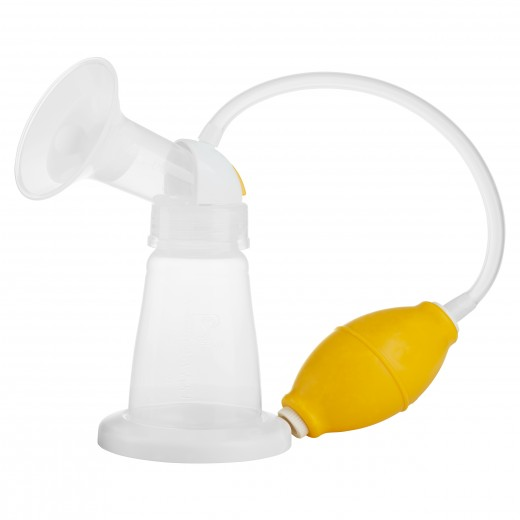 Pigeon Breast Pump Manual Conventional