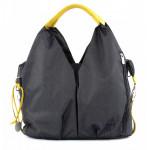 Lassig Neckline Bag, Denim Blue