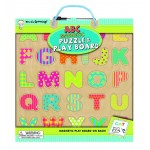 Innovative Kids Now I'm Growing! Magnetic Puzzle & Play Boards: ABC Puzzle