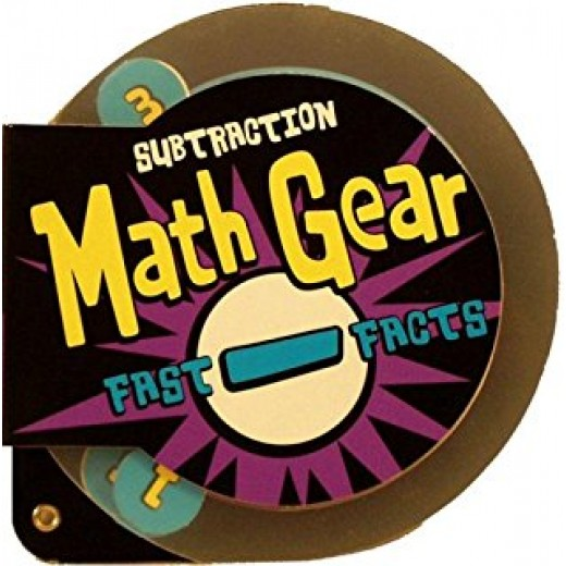 Math Gear Fast Facts Subtraction