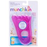 Munchkin Fun Ice Chewy Teether - Pink