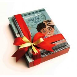 Musical Tickles Gift (3 Board Books + CD + DVD)