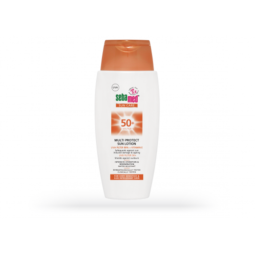 Sebamed Multi Protect Sun Lotion-SPF 50+