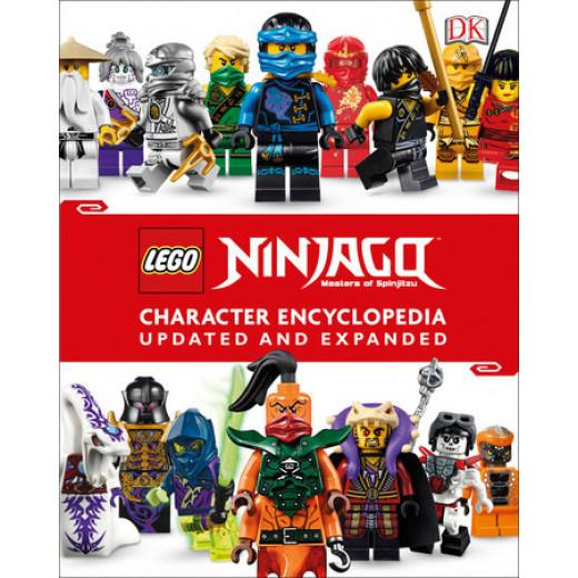 Lego Ninja Go Character Encyclopedia, Updated Edition