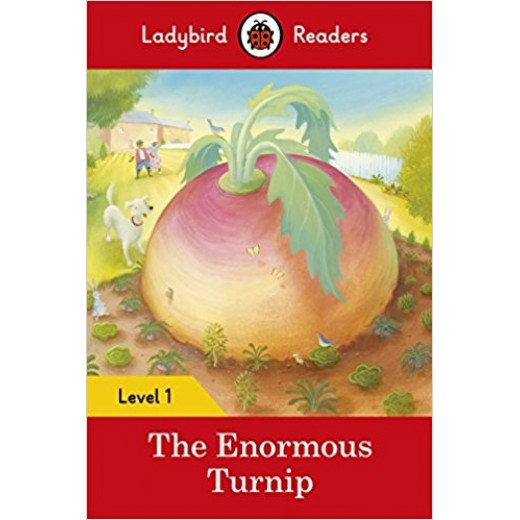 Ladybird Readers Level 1 - The Enormous Turnip