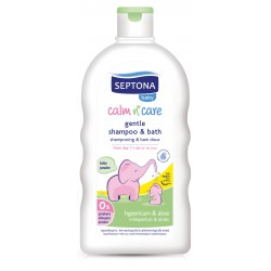 Septona Shampoo & Bath With Hypericum And Aloe 200ml