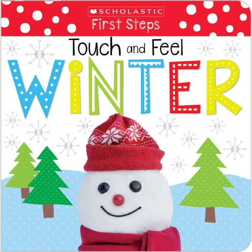 Scholastic Early Learners Touch and Feel Winter