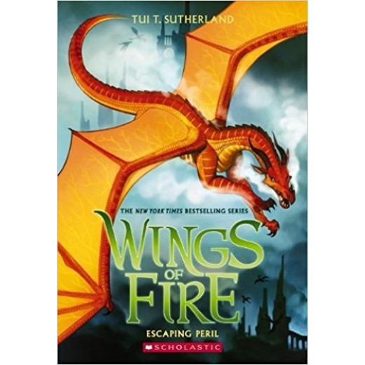 Wings of Fire Book 8