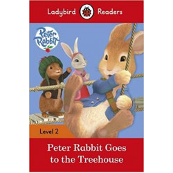 Ladybird Readers Level 2 : Peter Rabbit Goes to the Treehouse SB