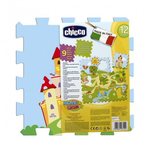 لعبة بازل للاطفال من تشيكو ، 9 قطع