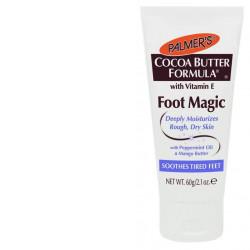 Palmer's Cocoa Butter Foot Magic Moisturizer 2.1 Ounce Tube (62ml)