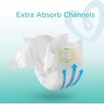 عبوة بامبرز عناية مميّزة للأطفال حديثي الولادة ، مقاس 3 ، 6-10 كجم ، 25 قطعة