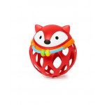 Skip hop Explore and more roll around rattle fox