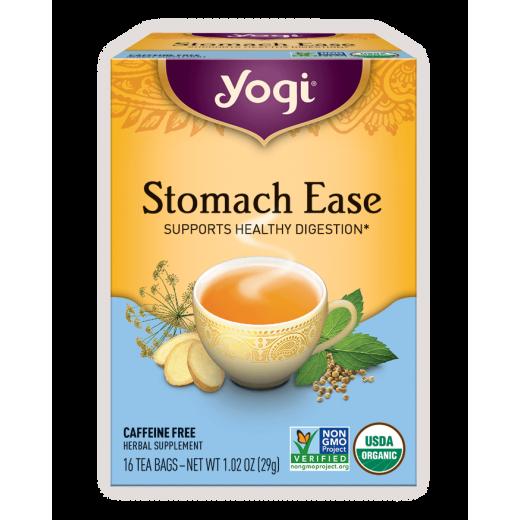شاي عضوي لتخفيف المعدة  من يوغي,29 جرام