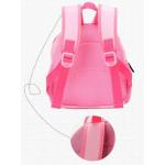 حقيبة ظهر رياض الأطفال للأغنام الوردية