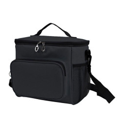 Kargou Cooler Lunch Bag Box - Black