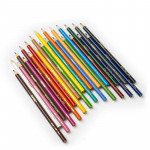 Crayola 24 Long Coloring Pencils, Assorted Colors