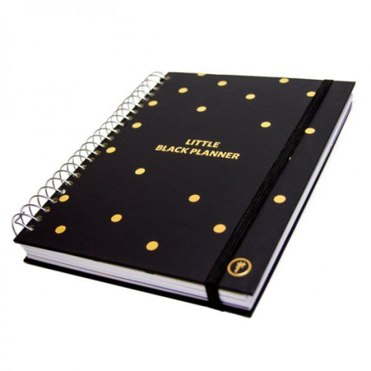YM Sketch Little Gold Planner A5 No Date