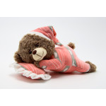 Teddy Bear (Sleeping-Bear), Pink