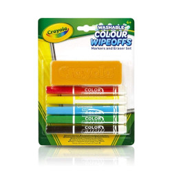 Crayola Set for Whiteboard