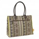 Lassig Weekender Bag Ethno, Sand