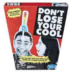 Hasbro - Don't Lose Your Cool Game Electronic Adult Party Game