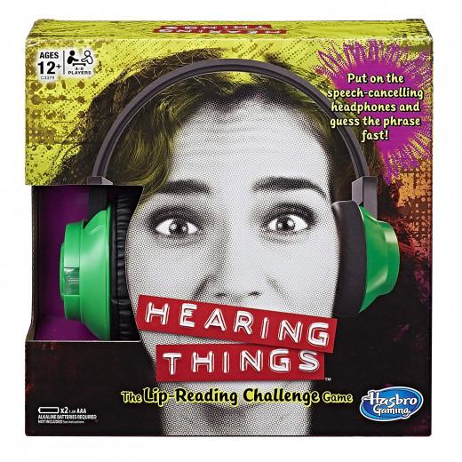لعبة السمعية من هاسبرو