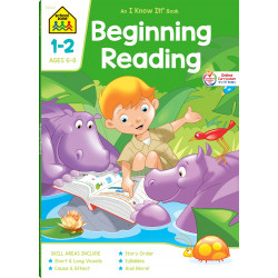 School Zone - Beginning Reading 1-2
