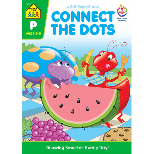School Zone - Connect the Dots