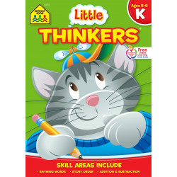 School Zone - Kindergarten Little Thinkers