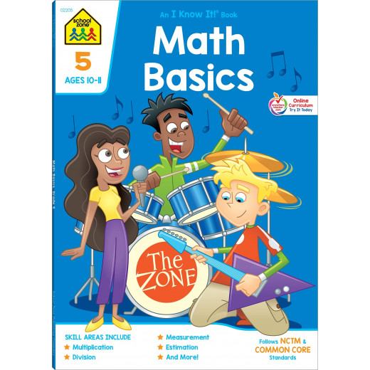 School Zone - Math Basics 5