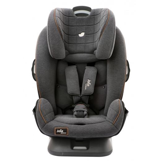 كرسي سيارة للاطفال لمراحل مختلفة -لون غامق