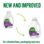 Seventh Generation Liquid Laundry Detergent, Fresh Lavender Scent 1.47L