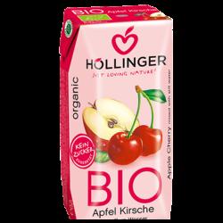 Hollinger Organic Apple Cherry Juice 200ml
