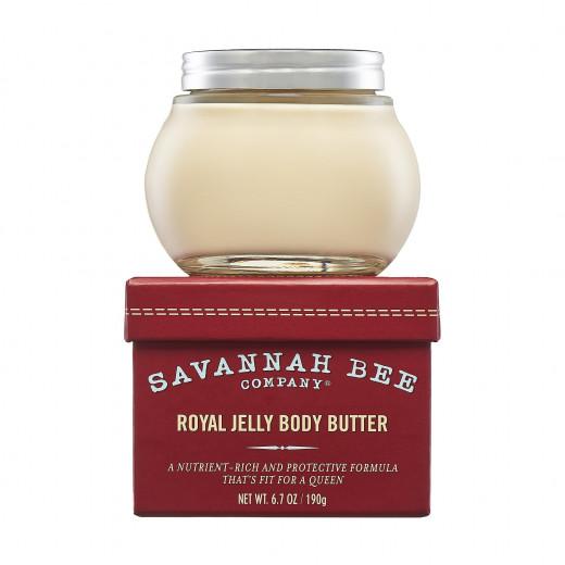 Savannah Bee Royal Jelly Body Butter Original 190g