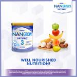 Nestle Nan 3 Optipro Growing Up Milk - 400g Tin